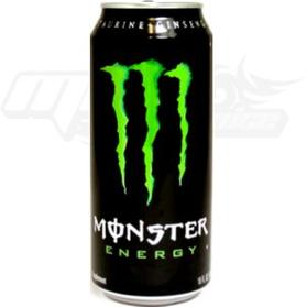 Monster Energy...