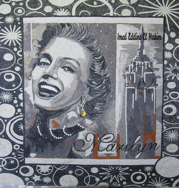 Marilyn Monroe; le sourire Éternel