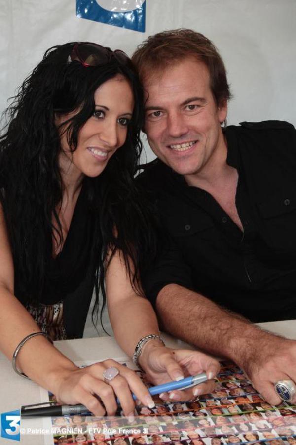 SAMIA et JEAN-PAUL BOHER mon couple chouchou dans PLUS BELLE LA VIE ( 2 )