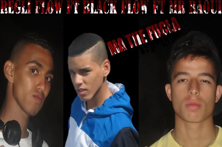 Regli Flow Ft Black FLow ft Mr raoui - ma the Fucka - 2013 / Regli Flow Ft Black FLow ft Mr raoui - ma the Fucka - 2013 (2013)