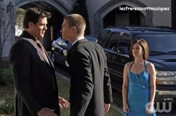 Lucas Scott                                                                                                                                ( saison 1 à 6 )