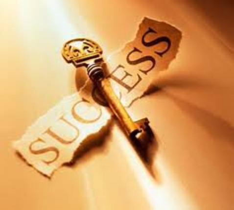 la clef du succes