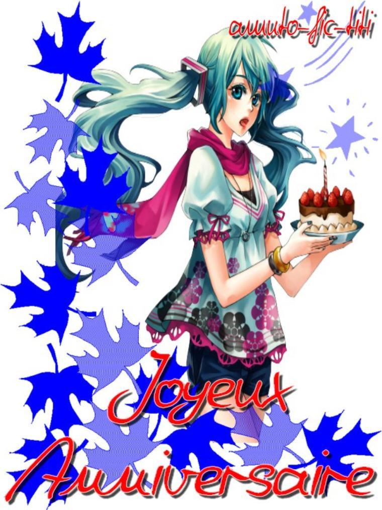 En ce jour bien particulier je tiens a souhaite a ma sister un joyeux anniversaire