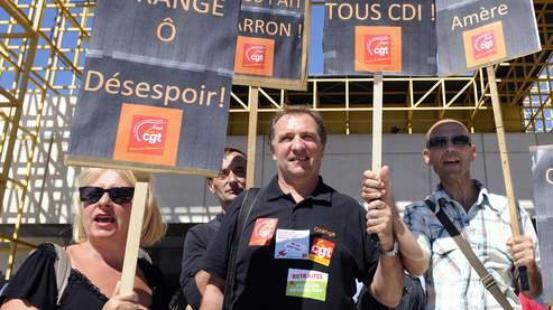Orange: la CGT dénonce des pressions