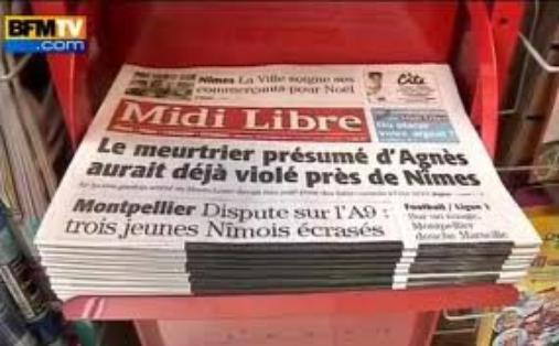 Le ministre de l'Intérieur était l'invité du «20 Heures» de TF1...