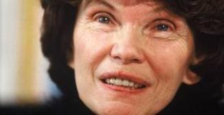Danielle Mitterrand a été inhumée à Cluny