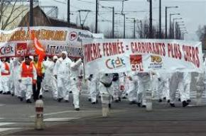 Petroplus/France-La CGT veut un contrôle public sur la filière