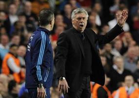 "Ancelotti : ""Faire quelque chose de grand"""