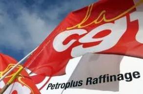 """A Petit-Couronne, les Petroplus ne veulent pas mourir """"en silence"""""""