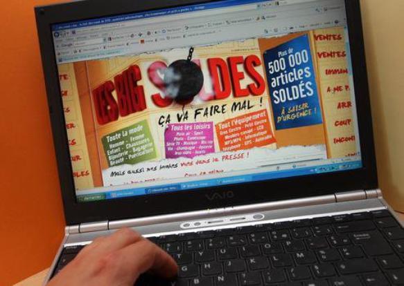 Soldes 2012 : 22 millions de cyber-acheteurs