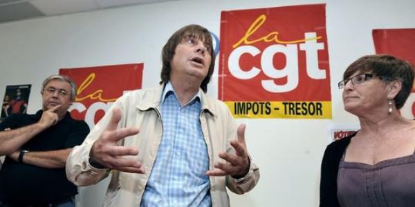 La succession de Bernard Thibault à la CGT bientôt ouverte