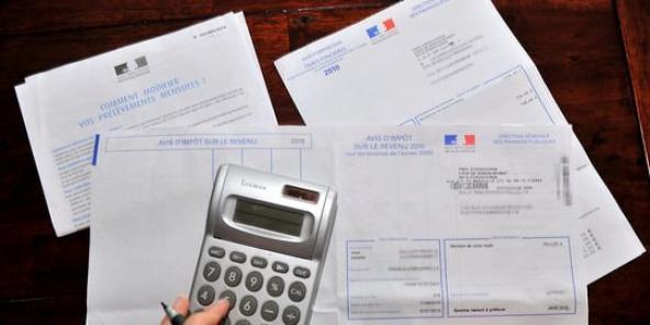 Impôt sur le revenu : mauvaise surprise pour des milliers de foyers