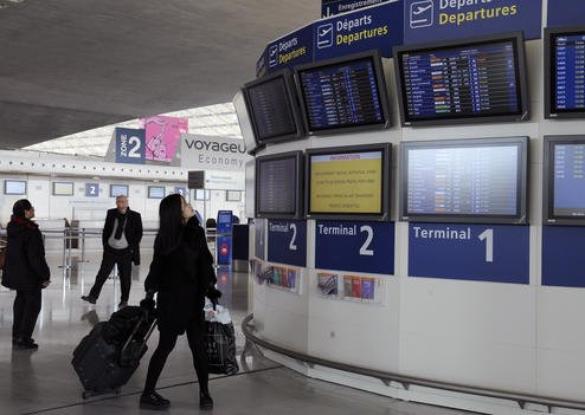 Grève dans les aéroports : Encore des vols annulés mercredi