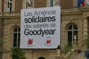 L'appel de Bertrand à la CGT Goodyear