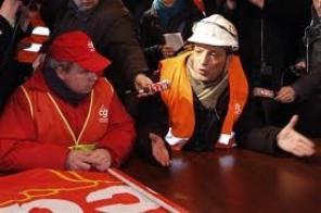 Les ArcelorMittal engagent le bras de fer