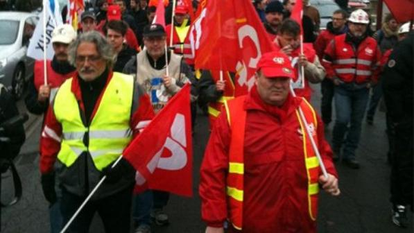 Arcelor - Blocus à Florange et CCE interrompu