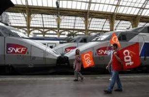 SNCF : bataille syndicale autour de la prime annuelle