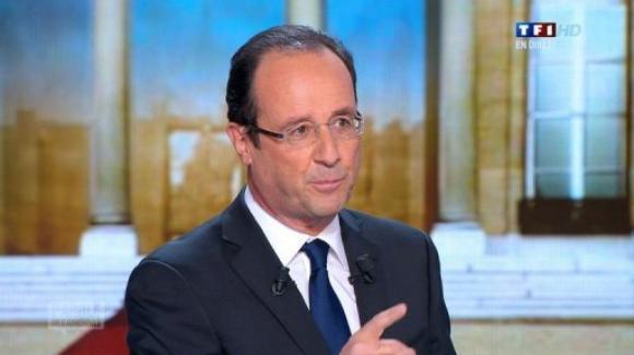 François Hollande veut imposer les très riches à 75%