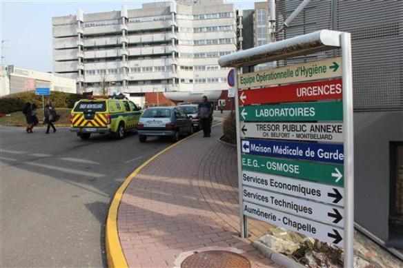 Belfort-Montbéliard La CGT de l'hôpital affirme que 80 postes d'infirmiers sont vacants