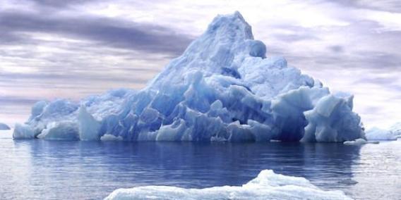 Les glaces du Groenland plus sensibles au réchauffement que prévu