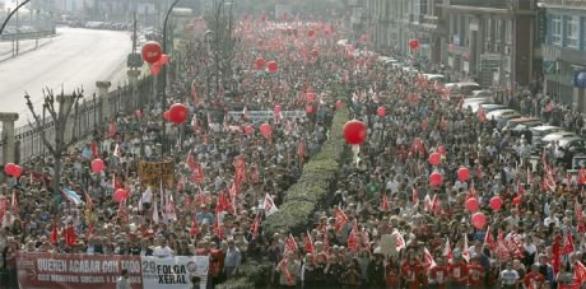 Grève générale et marée humaine contre l'austérité de Madrid à Barcelone