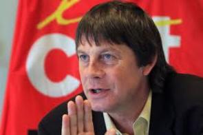 La CGT n'a pas de candidat à l'élection présidentielle, assure Thibault