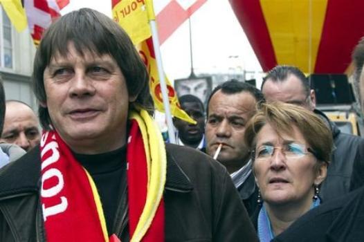 Bernard Thibault désavoué pour sa succession à la CGT