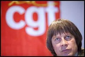 Crise à la CGT pour la succession de Bernard Thibault