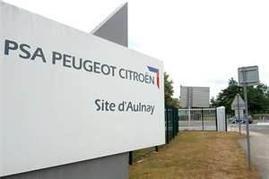 PSA : reprise du travail à Aulnay