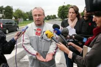 La CGT Aulnay appelle les salariés de PSA à manifester à Paris