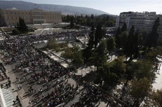 Monde La Grèce à l'arrêt pour 48 heures de grève