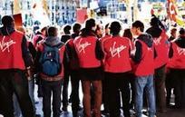 Virgin : 1.000 salariés en danger