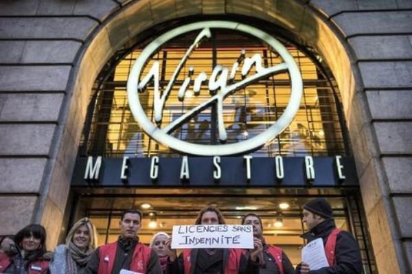 Virgin: le principal candidat à la reprise retire son offre