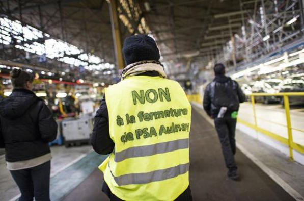 PSA Aulnay : la prime des grévistes devant la justice