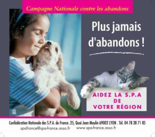NON A L'ABANDON!!!!!!