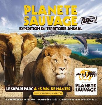 A Nantes, Planète Sauvage protège ses hôtes du froid