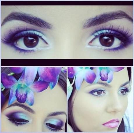Victoria justice maquillage ♥