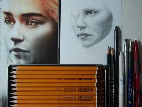 Portrait Daenerys