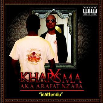 Pré-lancement de l'album de kharYsma aka Arafat-NZABA intitulé 'Inattendu'