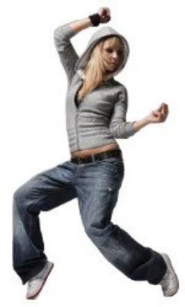 La Danse mon souffle, ma passion, ma vie, l'une de mes seule raisons de vivre ...