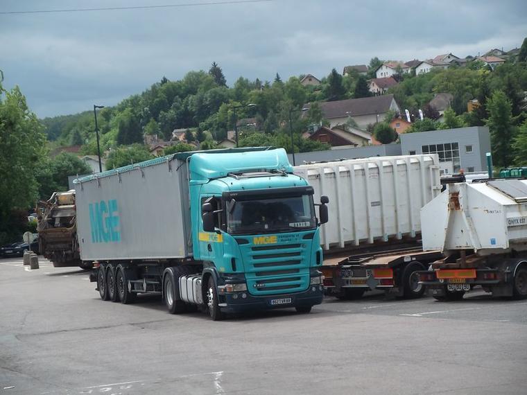 transport mge