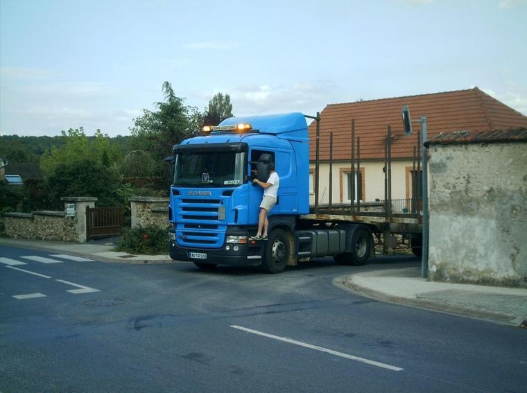 transport jddes bois