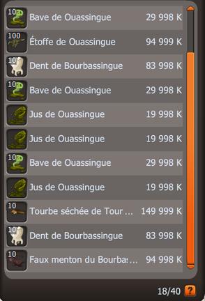 #2 La tourbière !
