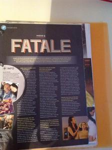 Magazine maggie Q