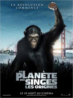 CINELa Planète des singes: Les Origines