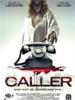 Thriller – Regardez The Caller en VOD