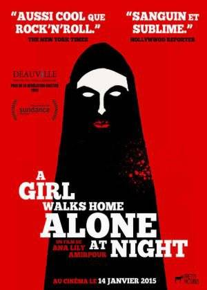 « A girl walks home alone at night » : un film à voir sans discuter !