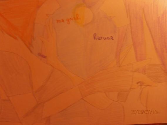 mes dessin de 2013 !