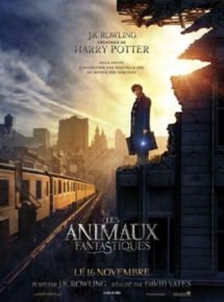 Les Animaux Fantastiques par JK Rowling <3