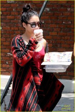 Vanessa et son Austoutou le 14/06/2012